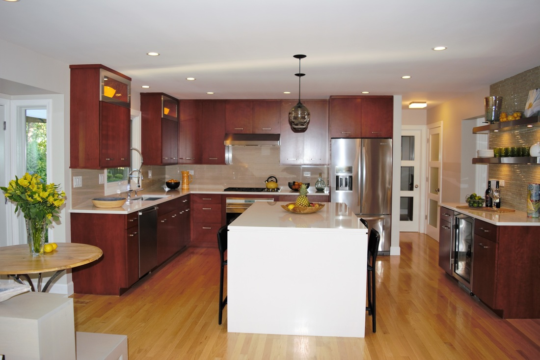New Construction in Downtown Naperville - Graefenhain Designs